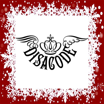 DISACODE クリスマスオンラインイベント開催決定!のイメージ